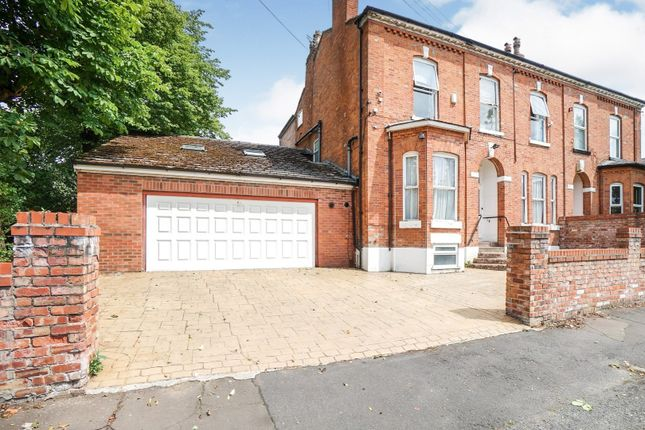 Thumbnail Semi-detached house for sale in Heaton Road, Withington, Manchester