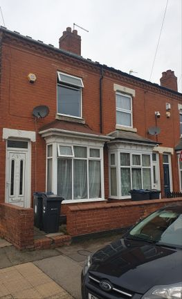 Thumbnail Terraced house for sale in Lily Road, Yardley, Birmingham