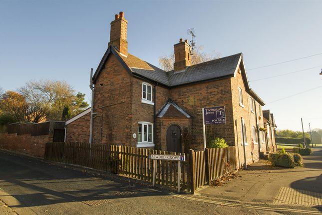 Thumbnail Semi-detached house for sale in Village Road, Clifton Village, Nottingham