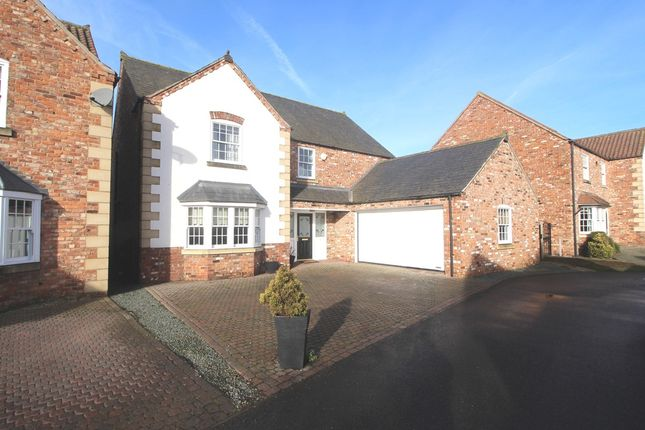 Thumbnail Detached house to rent in Coachmans Court, Great Gonerby, Grantham