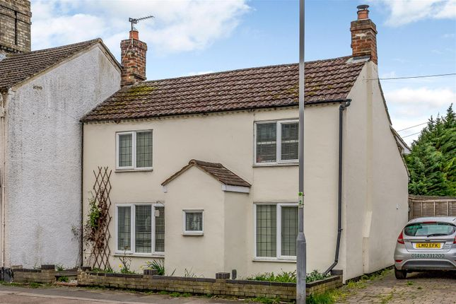 Thumbnail Detached house for sale in High Street, Arlesey