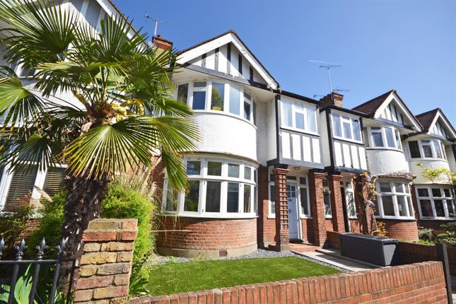 Thumbnail Terraced house to rent in St. Margarets Road, St Margarets, Twickenham