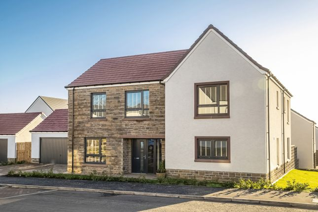 Thumbnail Detached house for sale in Lethington Gardens, Burns Circus, Haddington