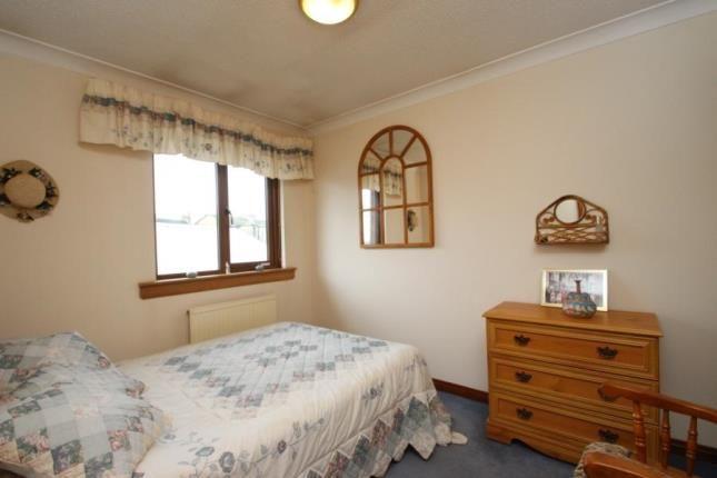 Bedroom of Nelson Terrace, Grangemouth, Stirlingshire FK3