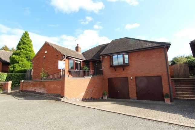 3 bed detached bungalow for sale in Manor Close, Claybrooke Magna, Lutterworth LE17