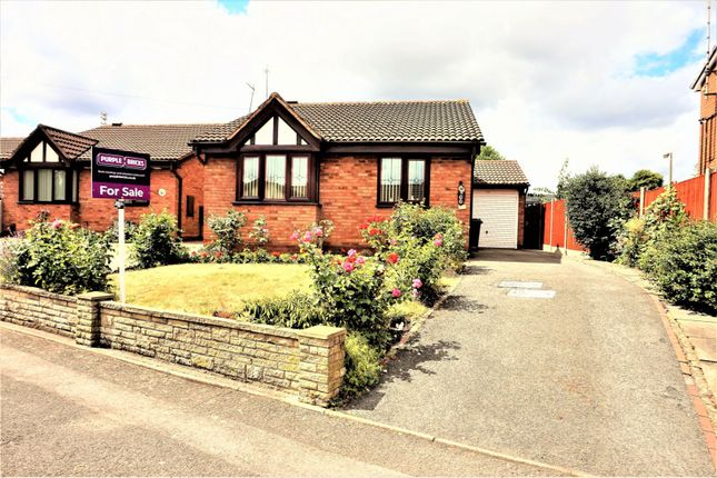 Thumbnail Detached bungalow for sale in Stoney Lane, West Bromwich