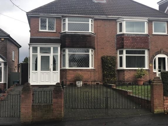 Thumbnail Semi-detached house for sale in Londonderry Lane, Smethwick, Birmingham, West Midlands