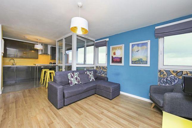 Thumbnail Flat to rent in Tillman Street, London