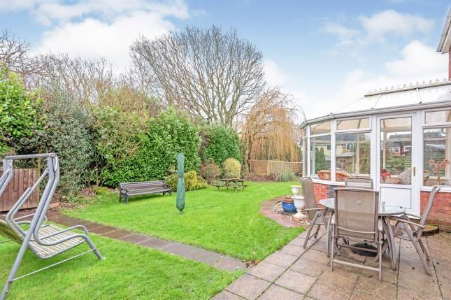 Garden of Glendower Close, Gnosall, Stafford, Staffordshire ST20