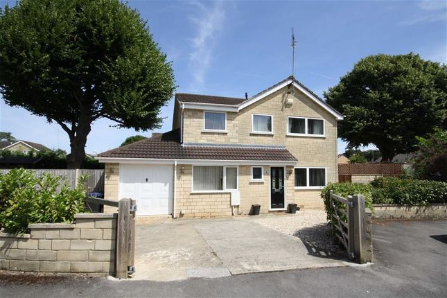 Thumbnail Detached house for sale in Coniston Road, Chippenham, Wiltshire
