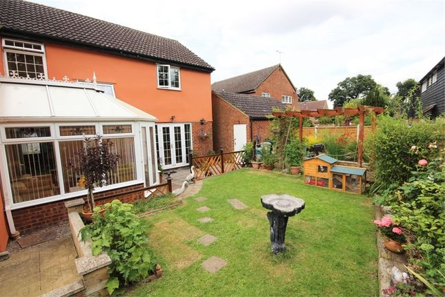 Thumbnail Detached house for sale in Skiddaw Close, Great Notley, Braintree, Essex