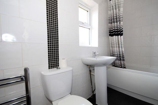 Bathroom of De Lacy Street, Ashton-On-Ribble, Preston PR2