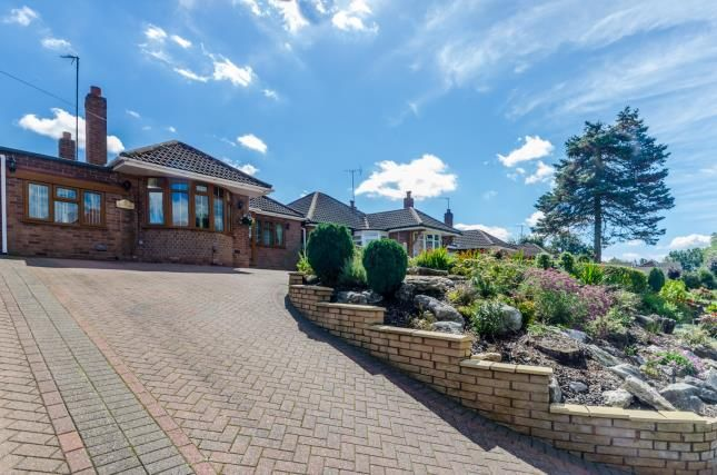 Thumbnail Bungalow for sale in Cartbridge Lane, Off Lichfield Road, Walsall, West Midlands