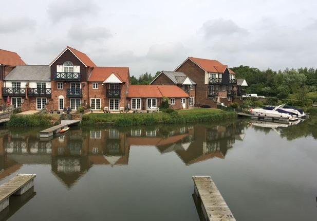 Thumbnail Terraced house to rent in Bridge Walk, Burton Waters, Lincoln