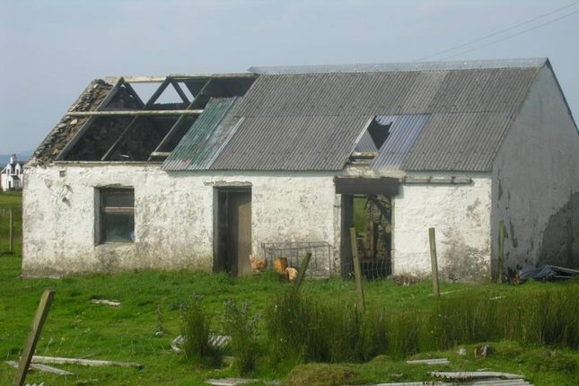 Thumbnail Land for sale in 13 Earlish, Uig, Isle Of Skye