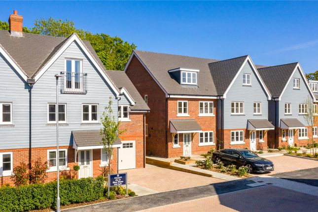 Thumbnail Town house for sale in Larks Hill Green, Off Sopwith Road, Warfield, Berkshire