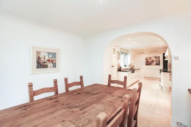 Dining Area of Brookledge Lane, Adlington, Macclesfield, Cheshire SK10