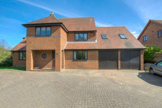 Thumbnail Detached house for sale in Portland Drive, Willen, Milton Keynes, Buckinghamshire