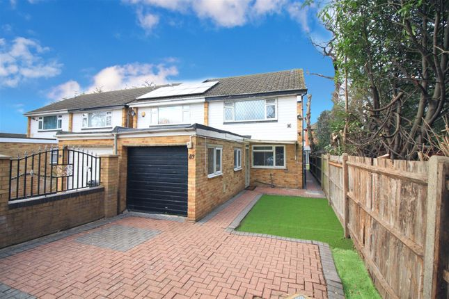 Thumbnail Semi-detached house to rent in Pine Tree Close, Cranford