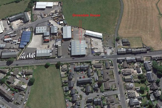 Location of New Road, Ingleton North Yorkshire LA6