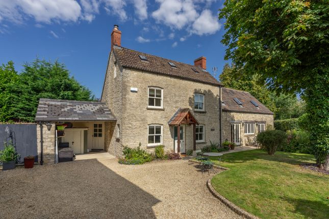 Thumbnail Detached house for sale in The Street, Crudwell, Malmesbury