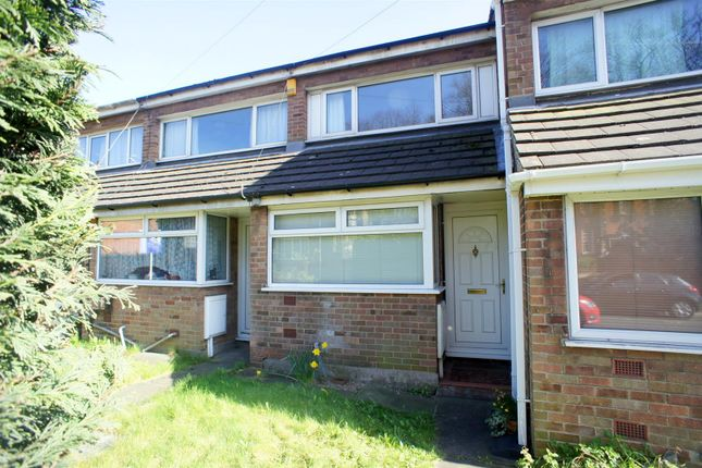 Thumbnail Town house to rent in Sitwell Street, Spondon, Derby