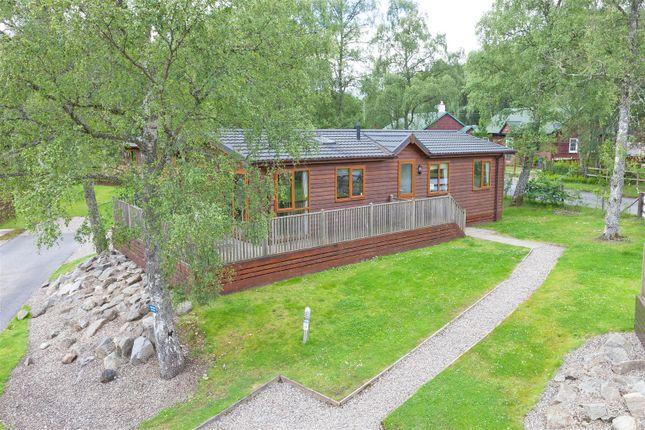 Thumbnail Detached house for sale in Tummel Bridge, Pitlochry