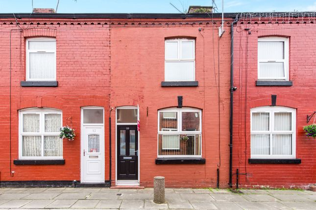 Thumbnail Terraced house for sale in Arnold Grove, Wavertree, Liverpool