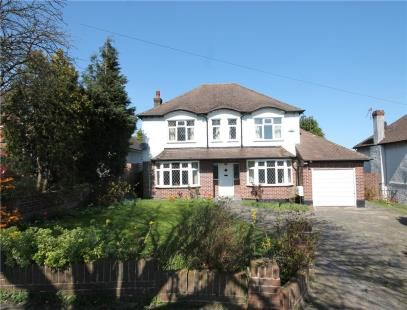 Detached house to rent in Shawley Way, Epsom