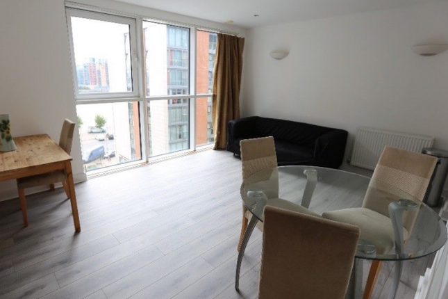 Thumbnail Terraced house to rent in Oceanis Apartments, 19 Seagull Lane, Canary Wharf, London
