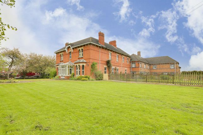 Thumbnail Detached house for sale in Wishfield House, Chesterfield Road, Barlborough, Chesterfield