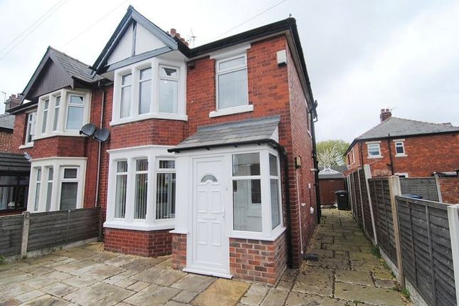 Thumbnail Semi-detached house for sale in Giller Drive, Penwortham, Preston