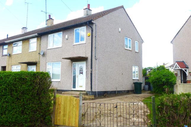 Thumbnail Semi-detached house to rent in Coronation Road, Rawmarsh, Rotherham