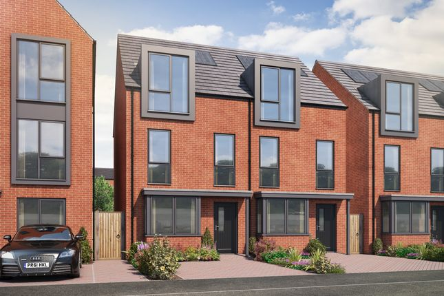 Thumbnail Semi-detached house for sale in Kingsway Boulevard, Derby