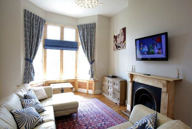 Living Room of Uplands Crescent, Uplands, Swansea SA2
