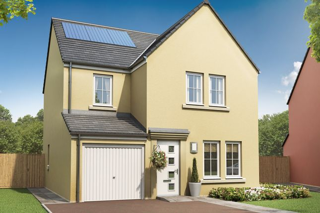 """Thumbnail Detached house for sale in """"The Leslie"""" at Stable Gardens, Galashiels"""