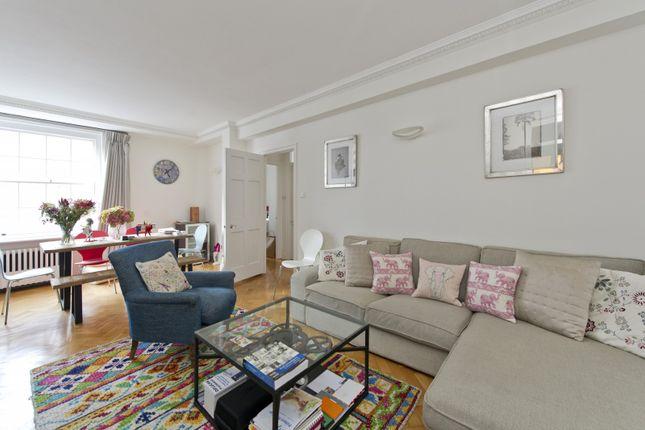 Thumbnail Flat to rent in Matlock Court, Kensington Park Road, London