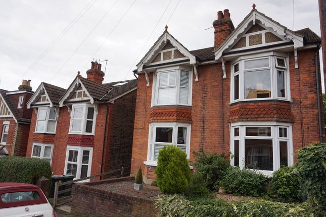 Thumbnail Semi-detached house for sale in Judd Road, Tonbridge