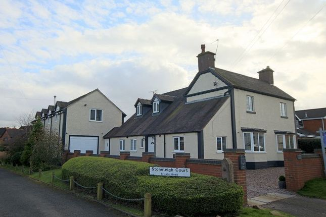 Thumbnail Property for sale in Hyde Lea, Stafford