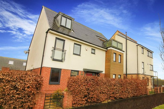 Thumbnail Detached house for sale in Shoreswood Way, Greenside, Newcastle Upon Tyne