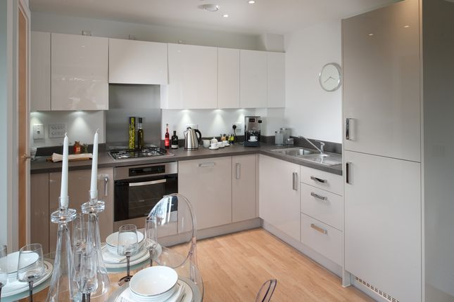 2 bedroom flat for sale in Plots 13 & 14, Meridian Waterside, Southampton