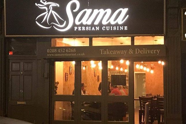 Thumbnail Restaurant/cafe for sale in Cricklewood Broadway, London
