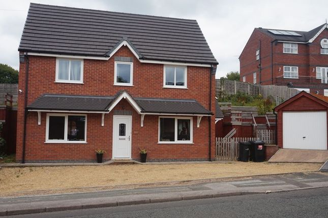 Thumbnail Detached house to rent in Canal Road, Congleton
