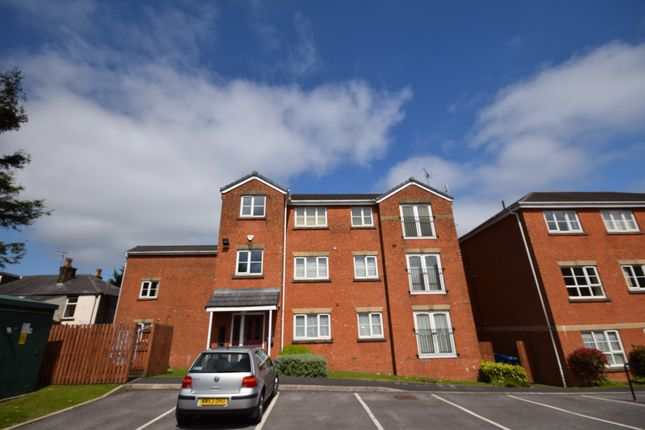 Thumbnail Flat to rent in Jacob Bright Mews, Rochdale