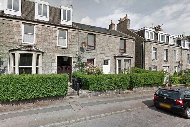Thumbnail Flat to rent in Erskine Street, Old Aberdeen, Aberdeen
