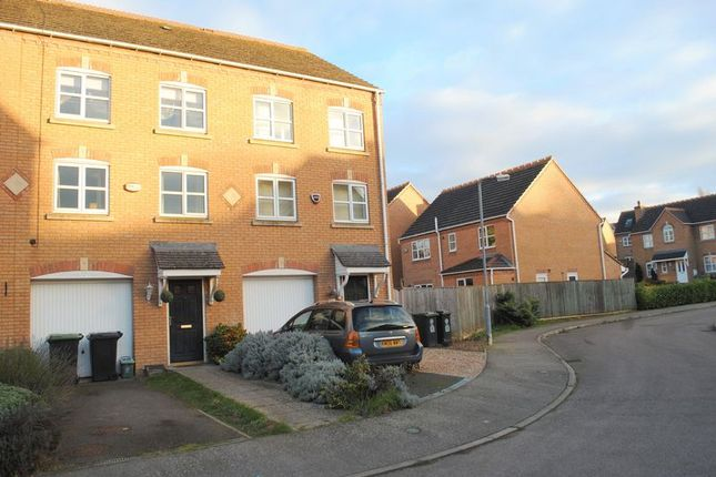Thumbnail Terraced house for sale in Roman Way, Higham Ferrers, Rushden