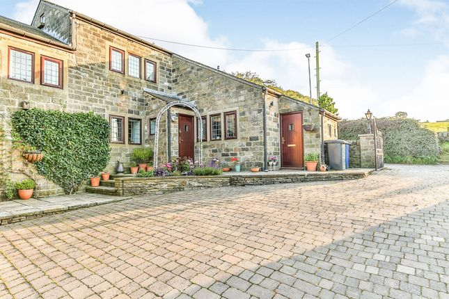 Thumbnail Link-detached house for sale in Crane Moor, Sheffield, Sheffield