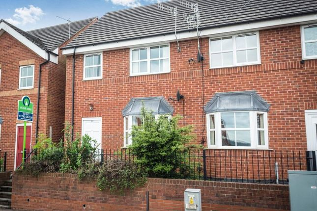 Thumbnail Property to rent in Hartshill Road, Hartshill, Stoke-On-Trent