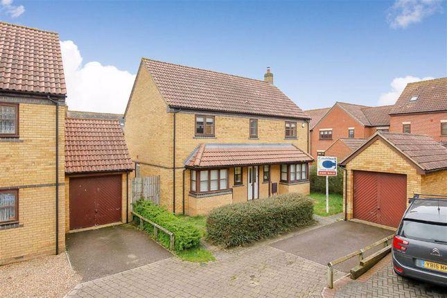 4 bed detached house for sale in Gainsborough Close, Grange Farm, Milton Keynes, Bucks MK8