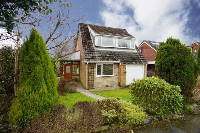 Thumbnail Detached house for sale in Manor Road, Horwich, Bolton